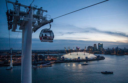 Visiting London S New Emirates Air Line Fodors Travel Guide
