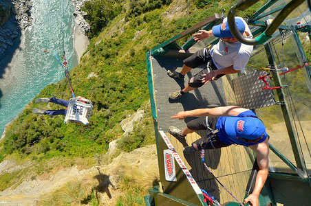 5 High Octane Adventures In New Zealand Fodors Travel Guide