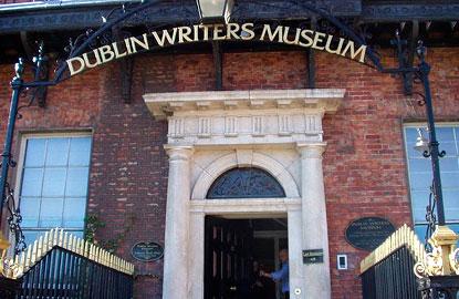 James Joyce museum dublin