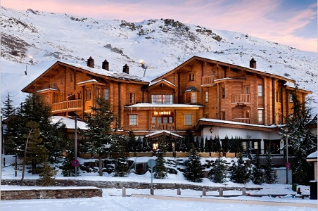 5 reasons to visit spain s sierra nevada this winter - Hotel lodge sierra nevada ...