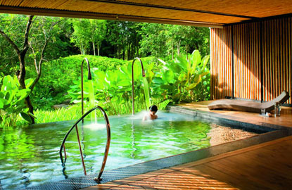 10 Best Luxury Hotel Spas
