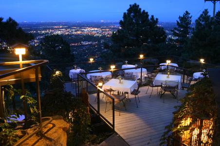 6 Alfresco Dining Flagstaff House Jpg