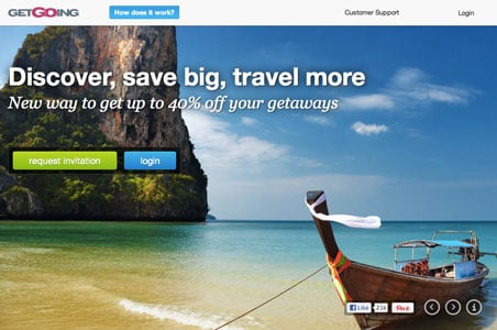 GetGoing.com Offers Majorly Discounted Airfare, With a Catch