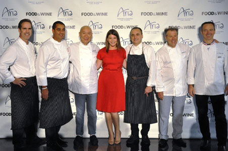 Just Back From: Food & Wine All Stars Weekend in Vegas