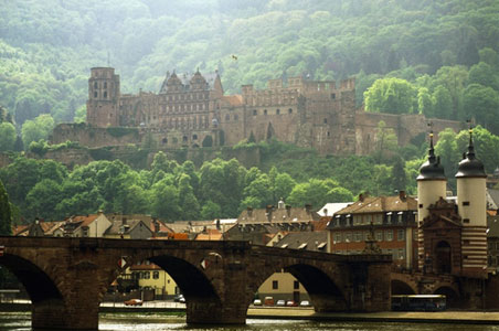 Just Back From: Heidelberg