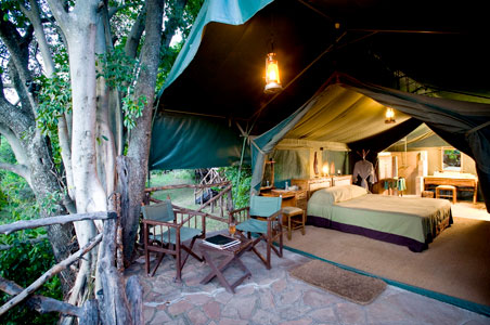 Splurge vs. Save: Glamping