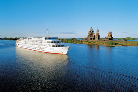 Russian River Sailing Viking S Waterways Of The Czars