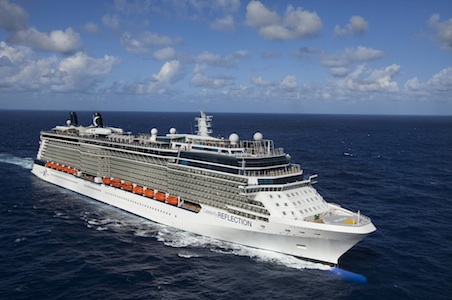Celebrity Introduces Reflection, Newest Solstice Class Ship