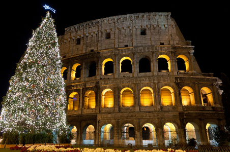 What it's Like: Christmas in Rome