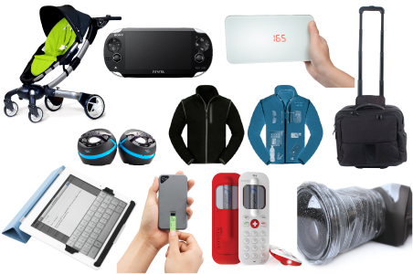 Best Travel Gadgets of 2012