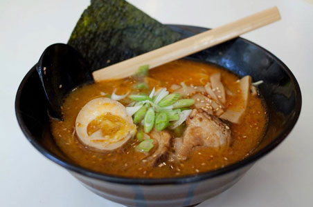 Finding NYC's Best Ramen Shops