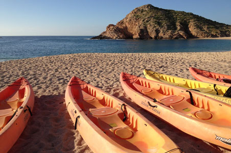 5 Reasons to Get off the Beach in Los Cabos
