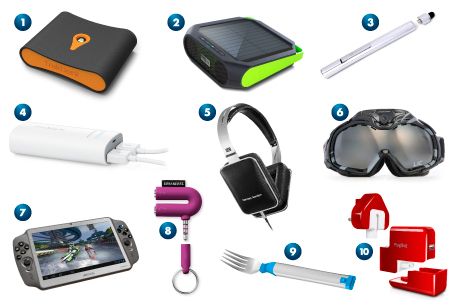 Best New Travel Tech for 2013
