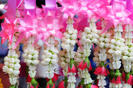 Just Back From: Bangkok's Amazing Flower Market