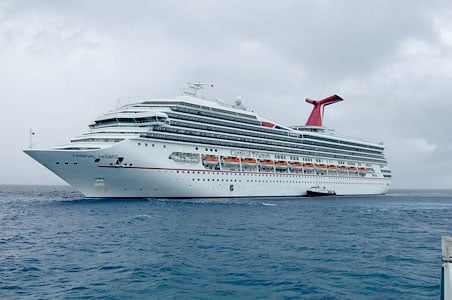 Disabled Carnival Ship to be Towed to Alabama