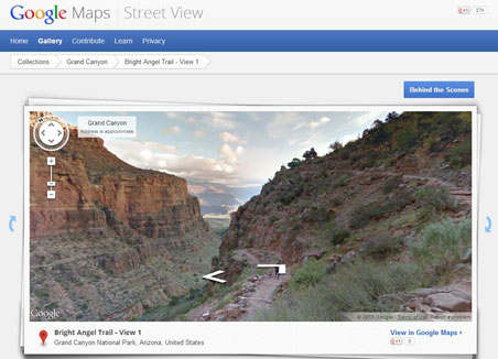 Four Coolest Places to Tour on Google Maps