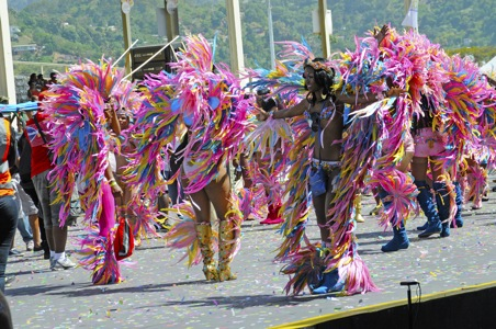 Just Back From: Carnival in Trinidad