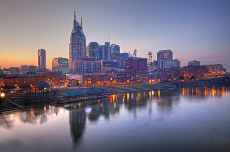 Perfect Girlfriend Getaway to Nashville