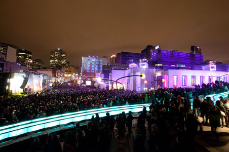 Just Back From: Montreal en Lumiere