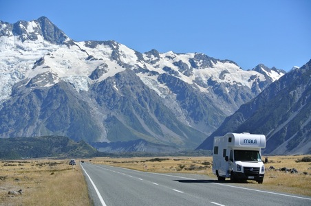 Road Trip of a Lifetime: New Zealand by RV