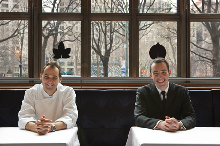 Fodor's Travel Tastemakers: New York Culinary Champs Daniel Humm & Will Guidara