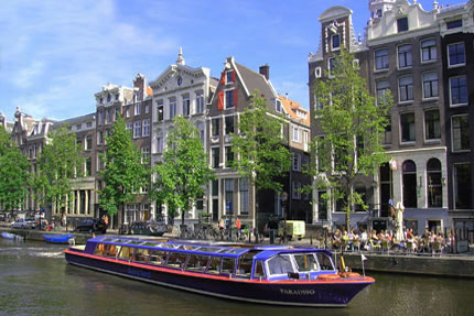 Amsterdam's Coolest Canal Tours