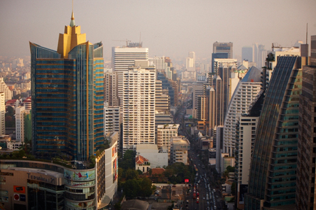First-Timer's Survival Guide to Bangkok