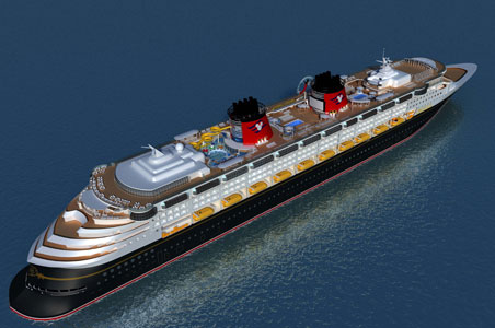 Disney Cruise Line Updates Disney Magic Ship