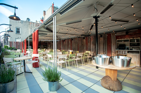NYC's Best New Outdoor Watering Holes