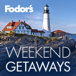 Fodor's Launches Weekend Getaways for 2013