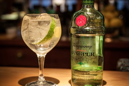 Indulging in Spain's Gin and Tonic Craze in Madrid