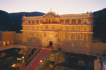 India's Best Palace Hotels
