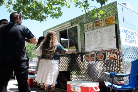 Food Trucks Offer New Options at US Airports