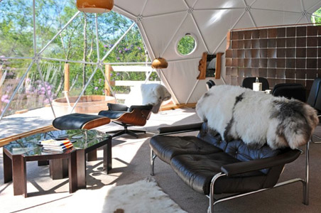 5 Ultra-Cool Glamping Sites in the UK