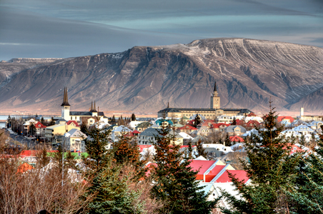 An Author's Tour of Iceland
