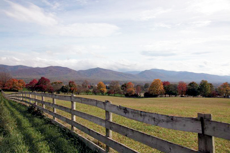 10 Reasons to Go to the Shenandoah Valley This Fall
