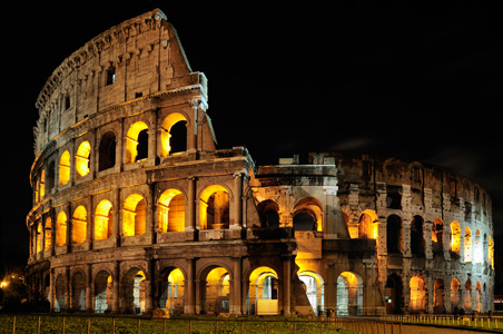 Fall 2013 Guide to Rome