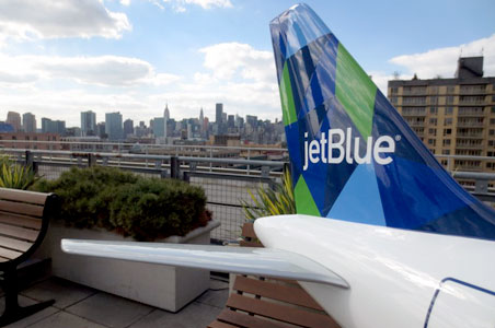 Highlights from JetBlue's New Mint Class