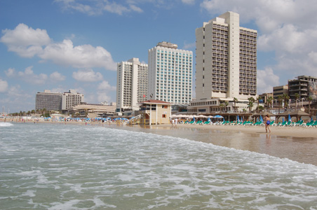 A Guide to Tel Aviv's Best Beaches