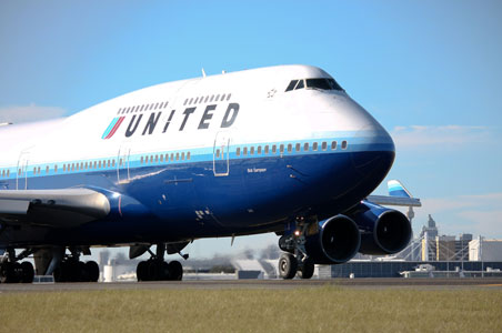 United Airlines Fined by DoT for Delays