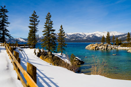 5 Reasons to Go to Lake Tahoe this Winter