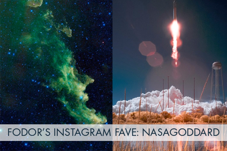 Follow Favorite: NASA Goddard