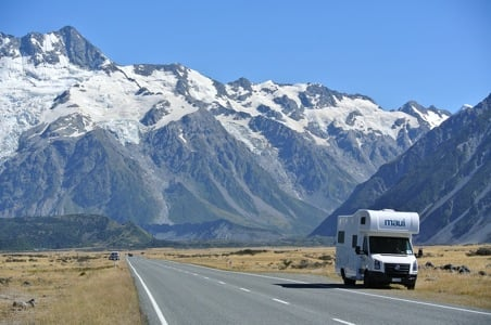 Road Trip Of A Lifetime New Zealand By Rv Fodors Travel