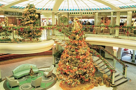 crystal cruises christmasjpg - When Do Cruise Ships Decorated For Christmas