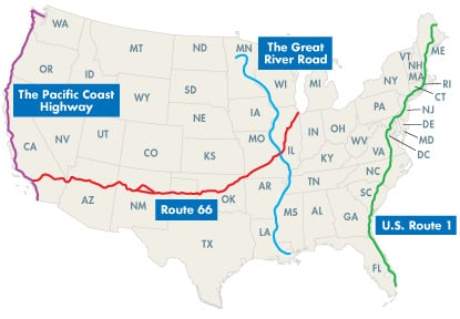 Best U.S. Roadtrips: 4 Great Drives – Fodors Travel Guide