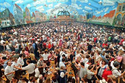 Germany-Oktoberfest-beer-tent.jpg & Oktoberfest: Munich Planning Plus Best of the U.S. \u2013 Fodors Travel Guide
