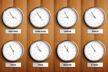 International clock