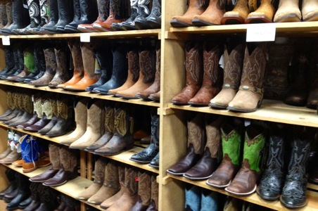 Where to buy cowboy boots in austin. Shoes
