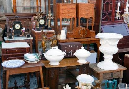 Middle East Handicrafts And Antiques Gallery