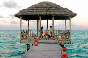 10 Totally Over-the-Top Romantic Getaways